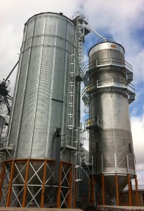 New Tower Dryer Added in 2013.
